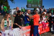 Der TSV Eintracht Stadtallendorf trennt sich im Heimspiel gegen den TSG Balingen vor 1015 Zuschauern im Herrenwaldstadion mit 1:1.