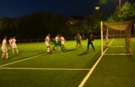 Ü 35 gewinnt das Pokalspiel der Alt-Herren-Mannschaft der Eintracht gegen den FC Gießen mit 2:1