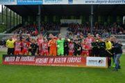 Die Eintracht verliert im Heimspiel gegen die Offenbacher Kickers mit 1:3