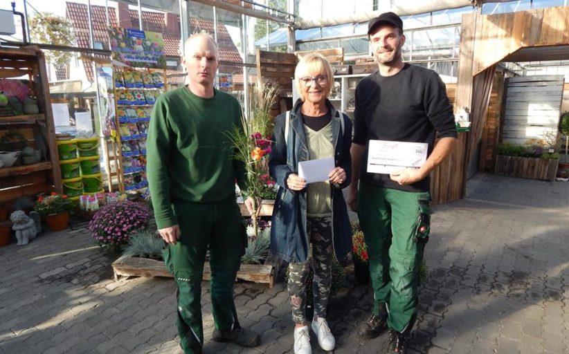 Die Firma Kreißl KG veranstaltete Spendenaktion für die Kindertafel