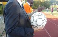 Marburg: auch der Integrations-Fußball ist rund