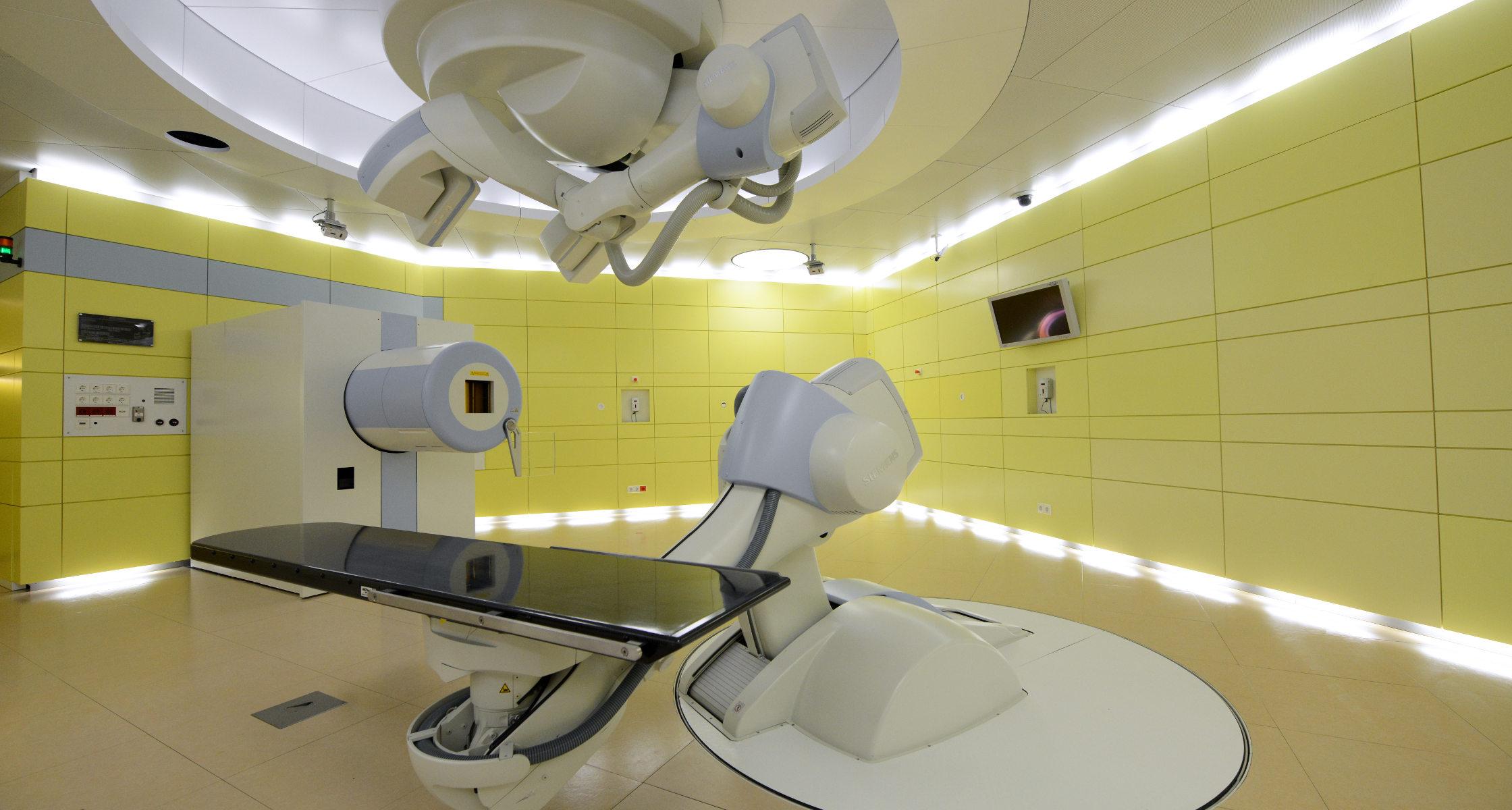 *** EILMELDUNG: Insolvenzantrag für Marburger Ionenstrahl-Therapiezentrum gestellt ***