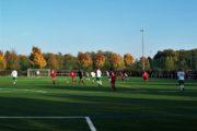 """Wenigstens """"läuft"""" es bei der 2.Mannschaft des TSV Eintracht Stadtallendorf  wieder rund"""