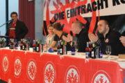 Eintracht Frankfurt Fanclub Adlerhorst fliegt zum Rückspiel gegen Lazio nach Rom