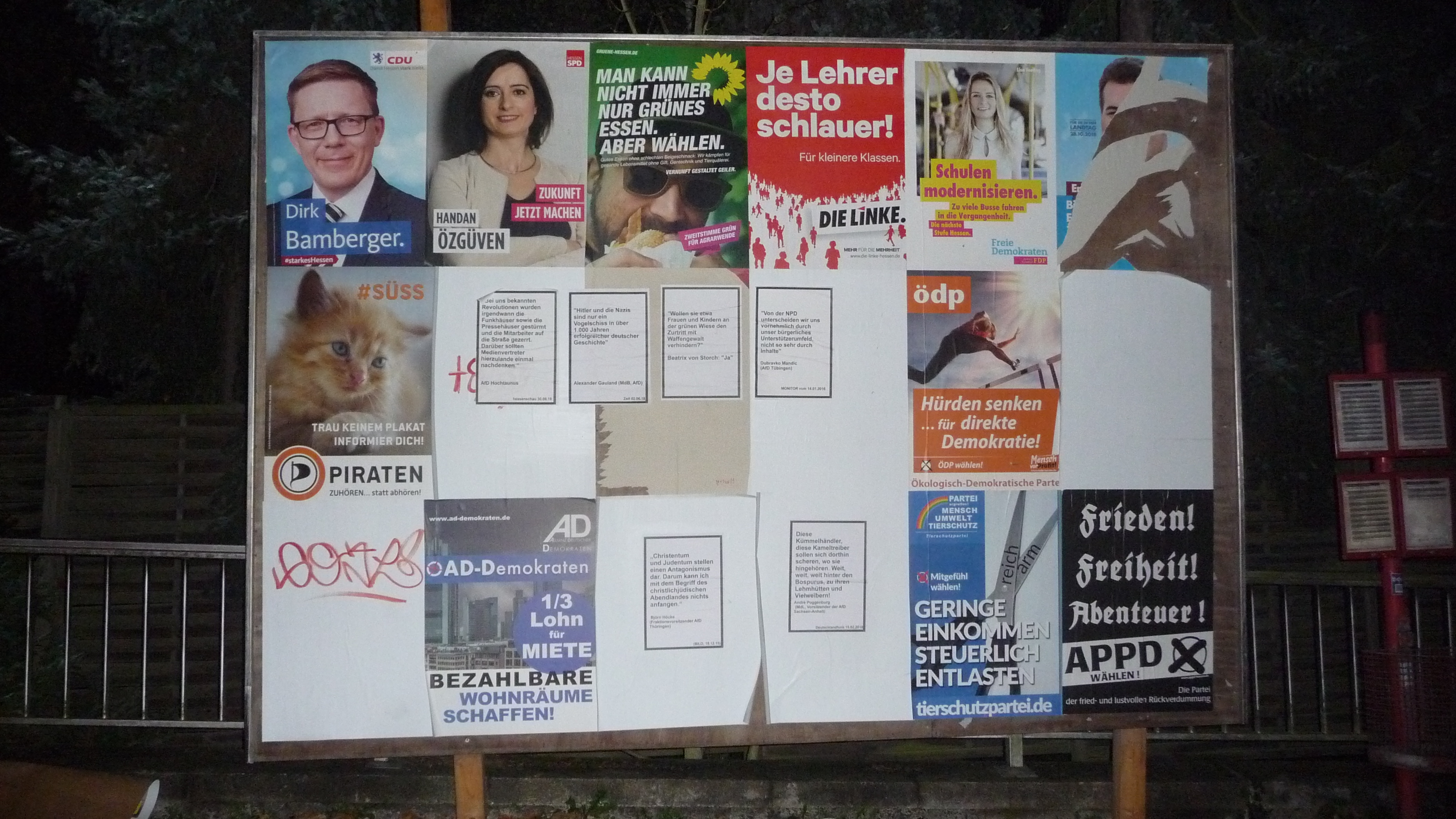 Bricht auch in Hessen der Damm bei der CDU zu den FREIE WÄHLER?