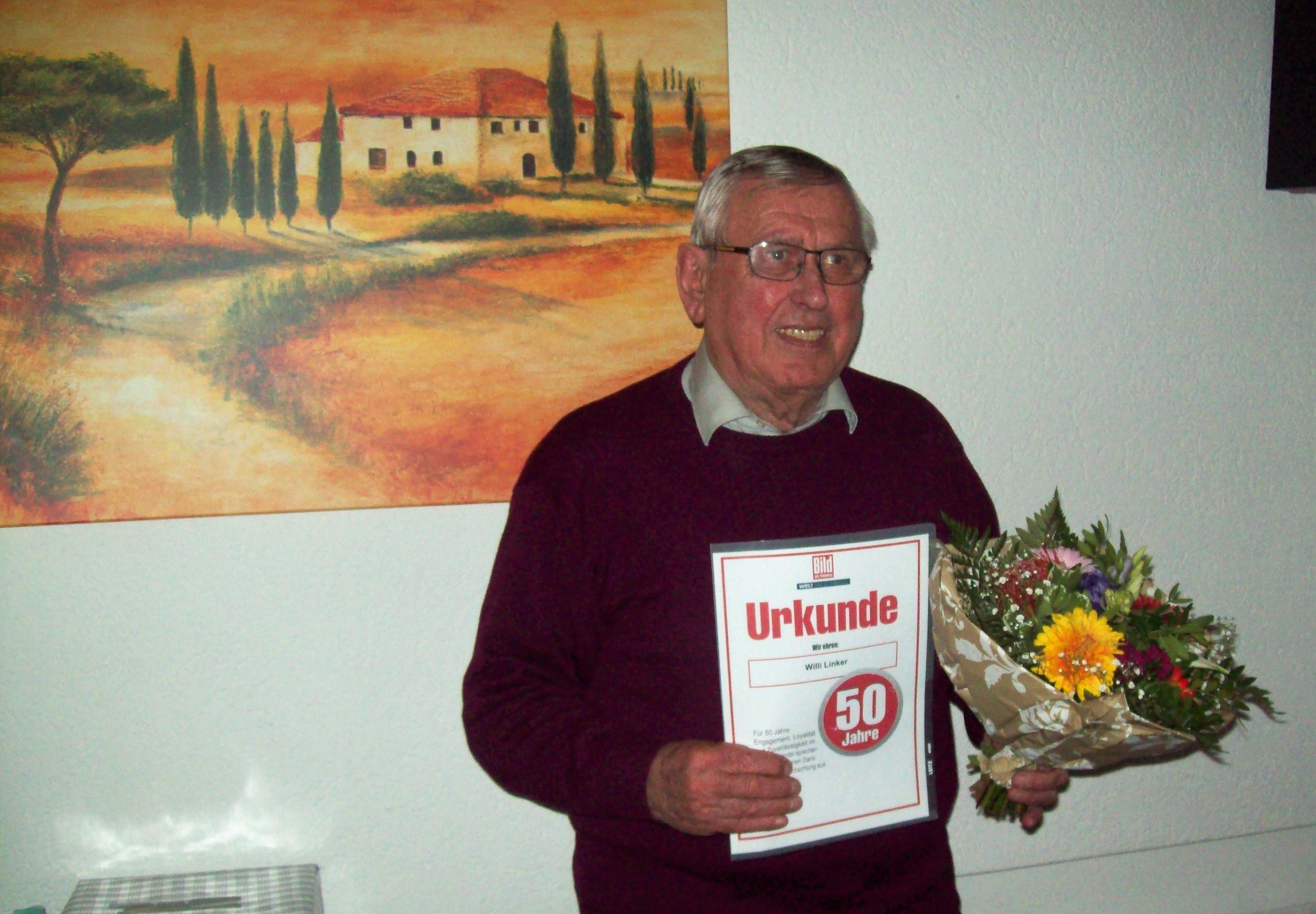 Willi Linker ( Der Salzwirt) aus Erksdorf feierte am 01.November seinen  80.ten Geburtstag