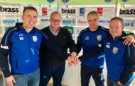EILMELDUNG: TSV Eintracht Stadtallendorf verlängert den Vertrag mit Trainer  Dragan Sicaja