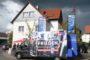 Gutgelaunter SPD-Waffelwahlkampf